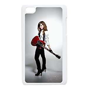 ANCASE Phone Case Demi Lovato,Customized Case For Ipod Touch 4