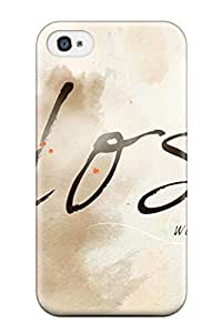 Jose Cruz Newton's Shop Hot 3051078K57282007 Anti-scratch Case Cover Protective Lost Without You Case For Iphone 4/4s