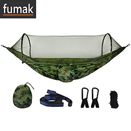 Amazon.com: fumak Swing Chair - Army Green Quick Open ...
