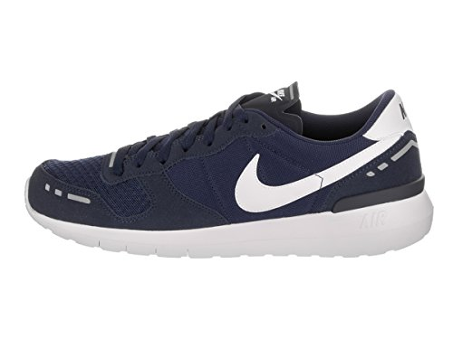 Air Tejido Piel Negro Vortex Y Nike Gris En 17 Sneaker Azul ngR05X6q
