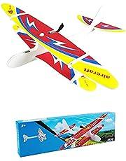 طائرة فوم، قابلة للشحن، تعمل بالكهرباء، لعبة تعليمية للأطفال، نموذج طائرة.