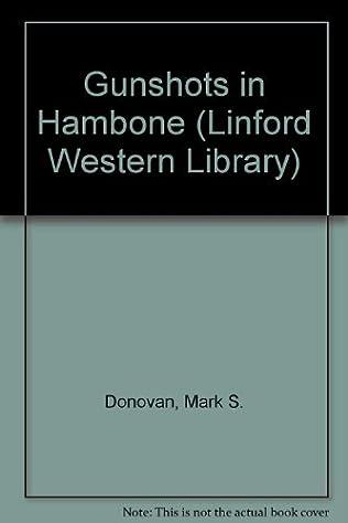 book cover of Gunshots in Hambone