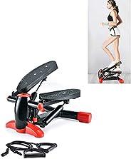 Run.SE Fitness Stair Stepper,Recumbent Bike Portable Exercise Bike Peddler Symmetry Training for The Lower Lim
