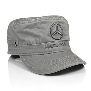 Mercedes benz military 3d patch cap automotive for Mercedes benz hat amazon