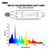 iPower 600 Watt Metal Halide MH Grow Light Bulb