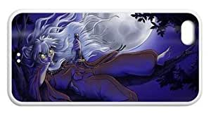MMZ DIY PHONE CASEDecent Seller Japanese manga series InuYasha: Feudal Fairy Tale Iphone5C TPU Case Cover