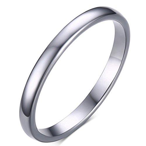 Wedding Elegant Tungsten Carbide Promise