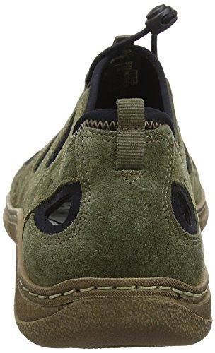 Seibel Combinatoires Milo 03 Vert Josef Sneaker Hommes mousse 10RnqCxaw