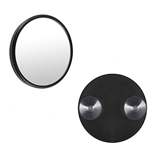 Frcolor Makeup Mirror 3 5inch 15x Magnifying Round