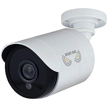 Amazon com : Night Owl CAM-HDA10W-BU 1 Pack Add-On 1080p HD