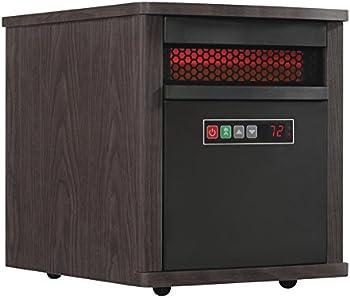 Duraflame 5200 BTU Portable Room Space Heater