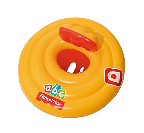 Fisher-Price Swim Safe 3 Ring Baby Support Float Pool Seat Suitable from Birth