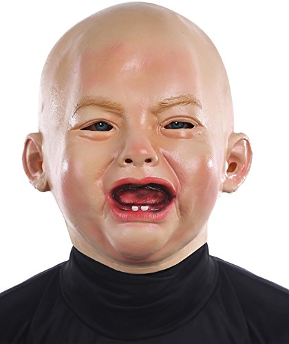 CRYING BABY MASK -