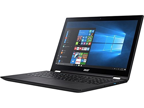 Acer Spin 3 SP315-51-54MW Intel Core i5 6th Gen 6200U (2.30 GHz) 8 GB Memory 256 GB SSD 15.6