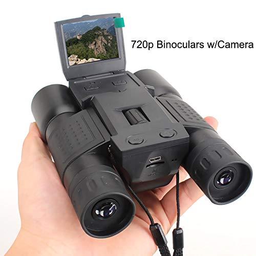 【超特価sale開催!】 12 x x 12 32 デジタル ズーム双眼鏡屋外ビデオ カメラ望遠鏡狩猟カメラ-ブラック ブラック ブラック B07L5FHTXN, アンサーフィールド:1b2d799f --- hohpartnership-com.access.secure-ssl-servers.biz
