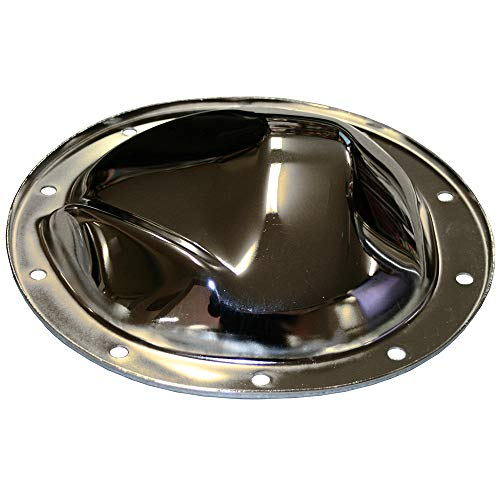 (WYSCO PRODUCTS WA4786 Chrome Plated GM Intermediate 10-Bolt Differential Cover)