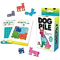 Gamewright Dog Pile: The Pup-Packing Puzzle