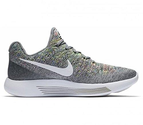Nike Womens LunarEpic Low Flyknit 2 Running Shoes