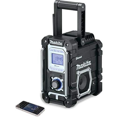 Makita XRM04B-R 18V LXT Cordless Lithium-Ion Bluetooth FM/AM Job Site Radio (Bare Tool) (Renewed) by Makita (Image #1)