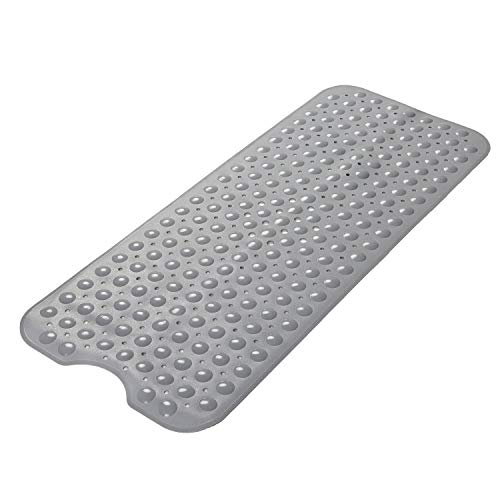 Amazer Bath Tub Mat Non-Slip Shower Mats with Suction Cups Machine Washable 40