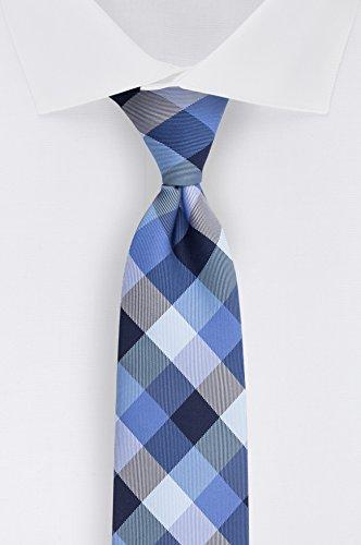 Tommy-Hilfiger-Mens-Buffalo-Tartan-Tie