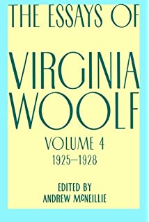 Virginia Woolf Essay – A Room of Ones Own