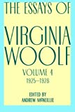 The Essays of Virginia Woolf, Virginia Woolf, 0156035227
