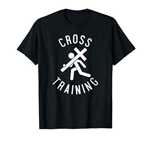Easter TShirt Religious Funny Christian Cross Training Gifts
