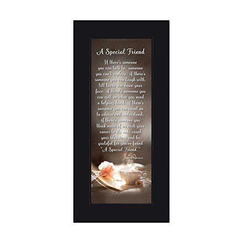 OKSLO A Special Friend, Poem about friendship, Picture Frame 6x12 7335
