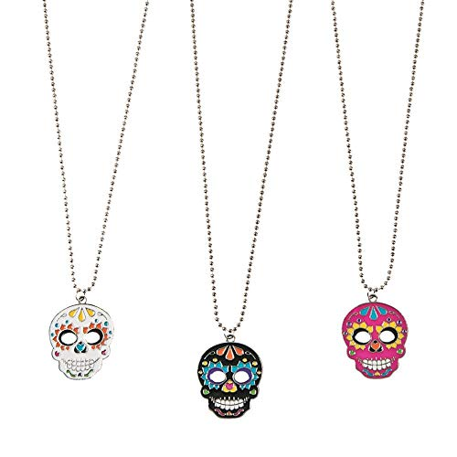 Day of the Dead Necklaces -