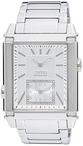 Esprit Collection Pallas EL101361F05 - Men's Watch, Watch Band Stainless Steel Silver Tone