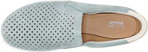 Dr Scholl's Walking Eggshell Scout Blue Women's Collection Suede Perf Original Shoe rrwxSdAqX