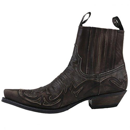 uomo Stivali grigio Boots Sendra Grigio wUEpnz