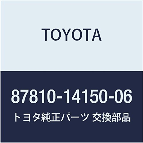 Genuine Toyota 87810-14150-06 Rear View Mirror Assembly