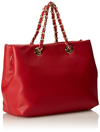 Rosso Mario Valentino Bolsa Icon Lado Mujer Rojo Medio de 88rgqxARw