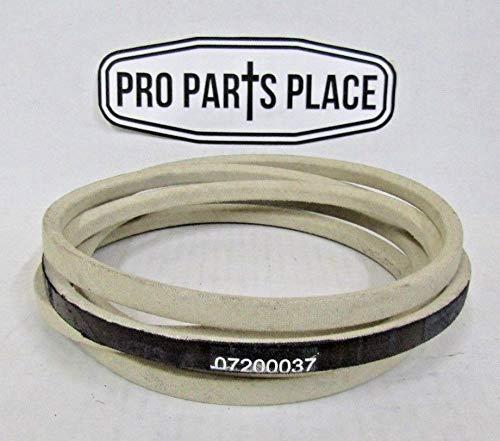 ProPartsPlace New OEM Deck Belt for ARIENS Gravely 07200037 7200037 ZT1640 Zoom 1540 1640 40
