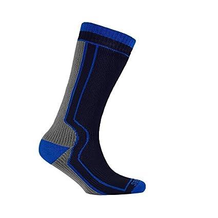 Seal Skinz Socken Thick Mid Length - Calcetines para hombre, color Negro, talla S: Amazon.es: Deportes y aire libre