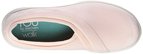 Skechers Damen You-luxe Slip On Sneaker Rosa