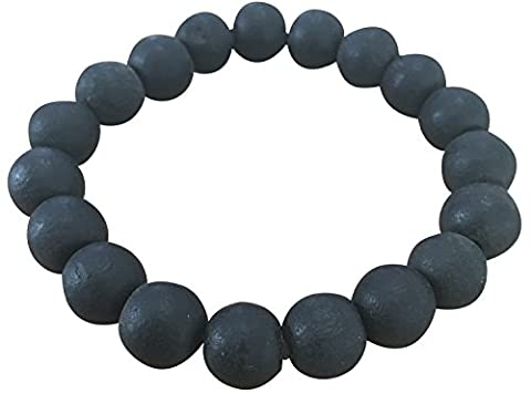 Naang Buddha Buddhist Beads Bracelet Wood Auspicious Meditation Wrist Elastic for Men Perfect Gift Women Boy Girl Family Husband Wife Aunt Uncle Grandfather (Zen (Wood Meditation Beads)