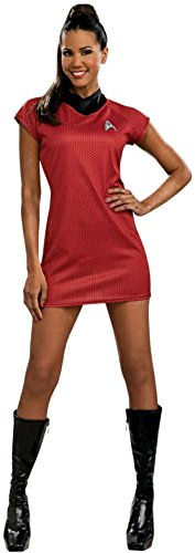 Deluxe Lt Uhura Costume - X-Small - Dress Size