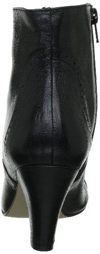 Jonak - Botas de cuero Mujer negro - negro