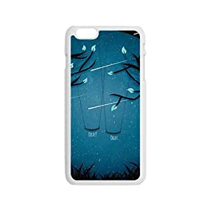 Meteor moon swing beautiful scenery Cell Phone Case for iPhone 6