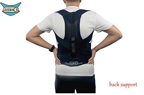 Economy Elastic Back Support Belt - Lumbar Supports Comfortable Back Support Brace Work Belt Adjustable Waist Lumbar Heavy Lift Belts Economy Elastic Back Support Belt for Men Women (S)