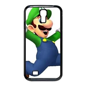Samsung Galaxy S4 9500 Cell Phone Case Black_Mario Party 10_008 Taoxw