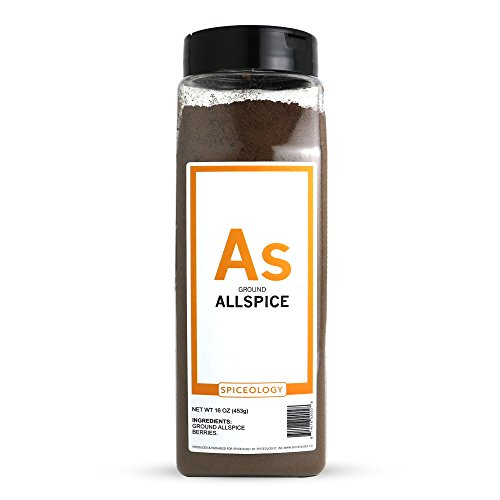 Spiceology Premium Spices - Ground Allspice Powder, 16 oz by Spiceology