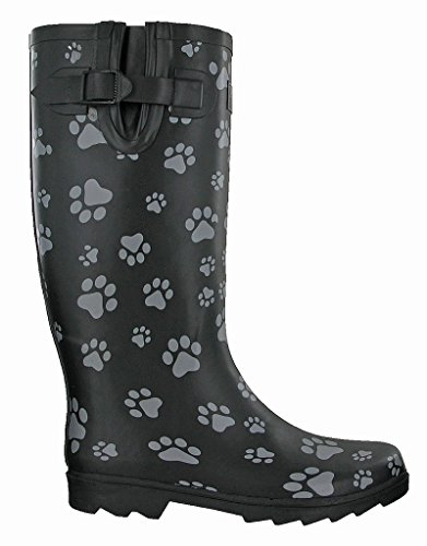 Paw Donna Wellingtons Full Dog Tosh Stivali Originals wFqUTU