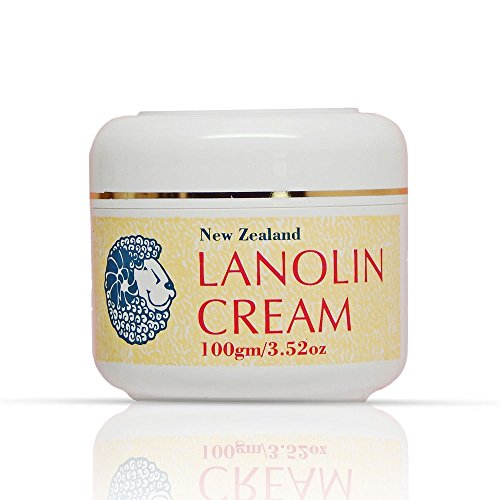 Hpa Lanolin (Pure And Simple New Zealand Lanolin Cream - Moisturize, Nourish, and Condition Your Skin - Hydrates and Protects Dry Skin, Essential Lanolin for Face, Neck, and Hands (Pack of 1))