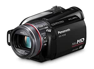 "Panasonic 120GB Full HD Camcorder - Videocámara (MOS, 1/25 - 1/8000, 1920 x 1080 Pixeles, 25,4 / 4,1 mm (1 / 4.1""), 4 - 48 mm, Ión de litio)"