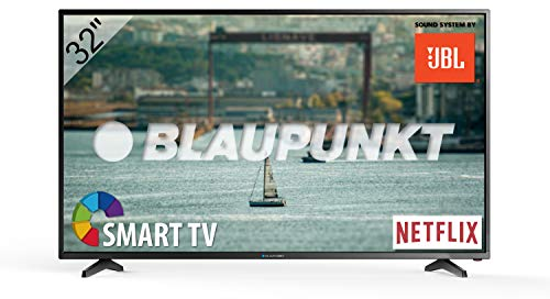 🥇 Televisor Smart TV LED 32″ – HD – Blaupunkt – BLA-32/138Q-GB-11B4-EGBQUX-EU
