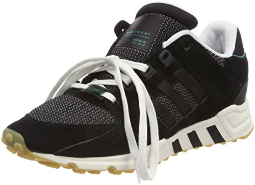 Adidas Eqt Support Rf Womens Trainer Multicolore (cblackcblacksubgrn)